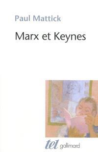 Marx et Keynes : les limites de l'économie mixte