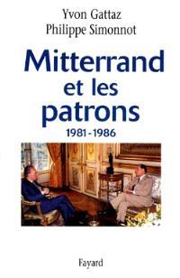 Mitterrand et les patrons : 1981-1986