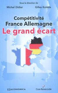 Compétitivité France-Allemagne : le grand écart