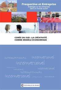Corée du Sud : la créativité comme modèle économique