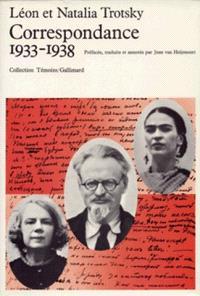 Correspondance : 1933-1938
