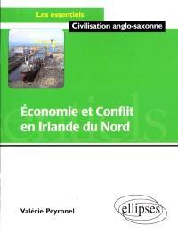 Économie et conflit en Irlande du Nord