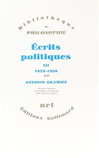 Ecrits politiques. Volume 2, 1921-1922