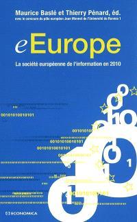 eEurope : la société européenne de l'information en 2010