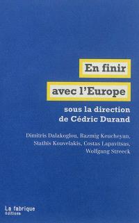 En finir avec l'Europe