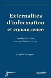 Externalités d'information et concurrence