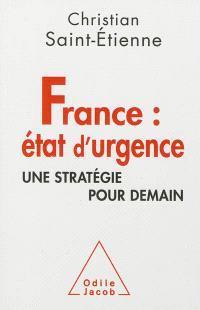 France : état d'urgence : une stratégie pour demain