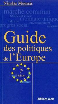 Guide des politiques de l'Europe