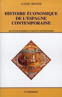 Histoire économique de l'Espagne contemporaine