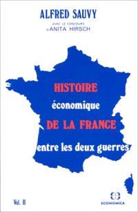 Histoire économique de la France entre les deux guerres : 2