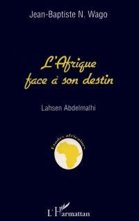 L'Afrique face à son destin