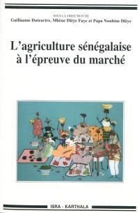 L'agriculture sénégalaise à l'épreuve du marché