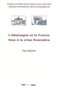 L'Allemagne et la France face à la crise financière