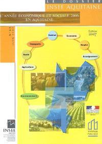 L'année économique et sociale 2006 en Aquitaine