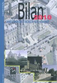 L'année économique et sociale en Haute-Normandie, bilan 2010