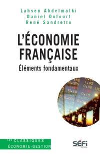 L'économie française  : éléments fondamentaux