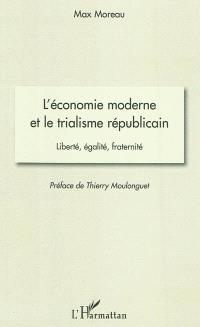 L'économie moderne et le trialisme républicain : liberté, égalité, fraternité