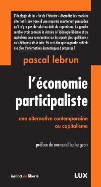 L'économie participaliste  : une alternative contemporaine au capitalisme