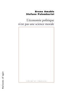 L'économie politique n'est pas une science morale