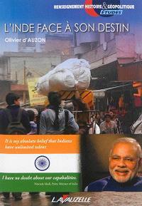 L'Inde face à son destin