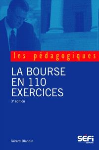 La bourse en 110 exercices