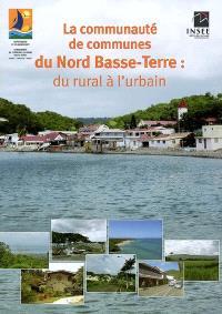 La communauté de communes du Nord Basse-Terre : du rural à l'urbain