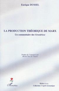 La production théorique de Marx : un commentaire des Grundrisse