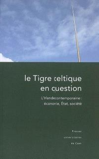 Le tigre celtique en question : l'Irlande contemporaine : économie, Etat, société