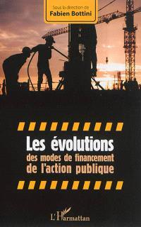 Les évolutions des modes de financement de l'action publique