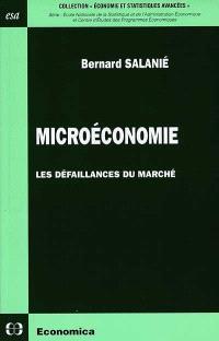 Microéconomie, les défaillances du marché