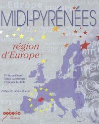 Midi-Pyrénées, région d'Europe