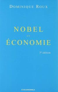 Nobel en économie