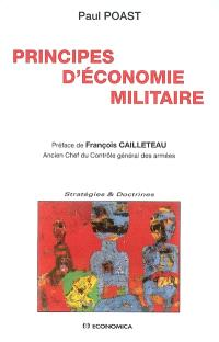 Principes d'économie militaire