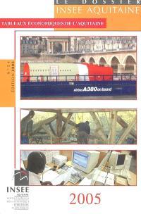 Tableaux économiques de l'Aquitaine 2005