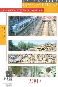 Tableaux économiques de l'Aquitaine 2005 : TEA