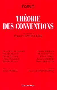 Théorie des conventions
