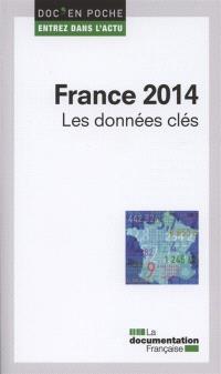 France 2014 : les données clés