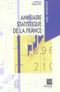 Annuaire statistique de la France