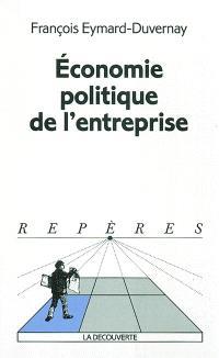 Economie politique de l'entreprise