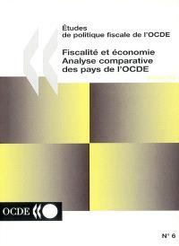 Fiscalité et économie : analyse comparative des pays de l'OCDE