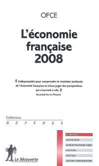 L'économie française 2008