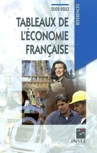 Tableaux de l'économie française : 2002-2003