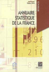 Annuaire statistique de la France : résultats de 2002