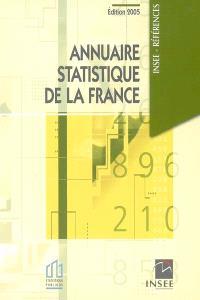 Annuaire statistique de la France 2005