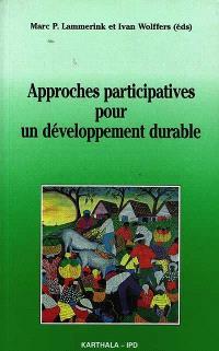 Approches participatives pour un développement durable