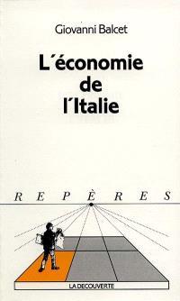 Economie de l'Italie