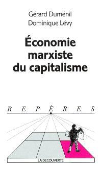 Economie marxiste du capitalisme
