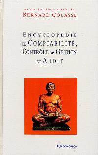 Encyclopédie de comptabilité, contrôle de gestion et audit