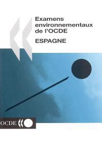 Espagne : examens environnementaux de l'OCDE