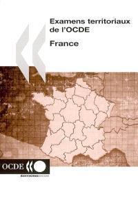 Examens territoriaux de l'OCDE : France